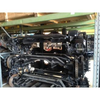 ZF Getriebe Allradgetriebe AB Achse