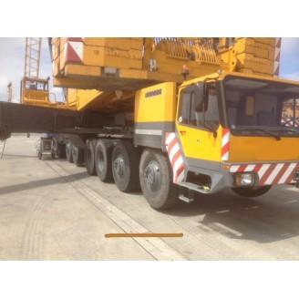 Liebherr Kran LTM 1800 + LG1550 800 Tonnen - 1998 - Preis auf Anfrage